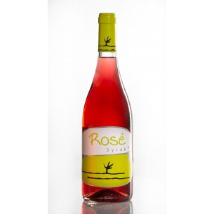 Rosé Syrah semidulce